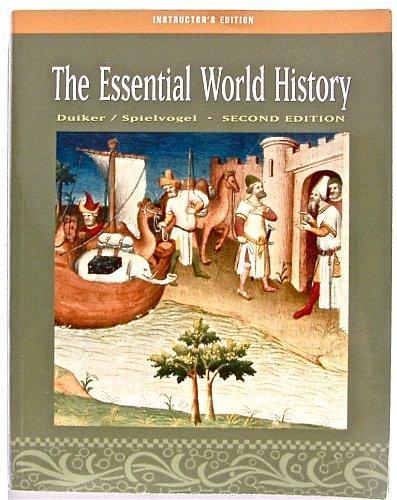 IE Essential Wrld His W/CD 2e