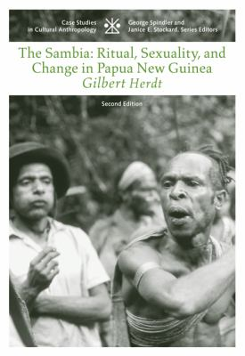 Sambia Ritual, Sexuality And Change In Papua New Guinea
