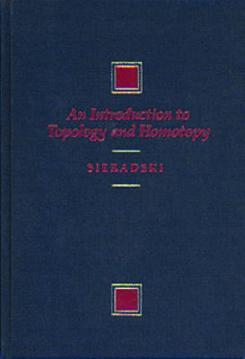 Introduction to Topology+homotopy