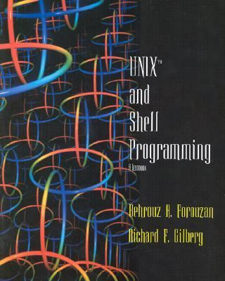 Unix and Shell Programming A Textbook