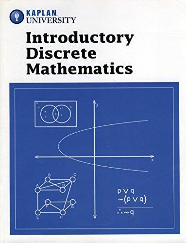 discrete mathematics richard johnsonbaugh solutions pdf