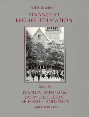 Ashe Reader on Finance in Higher Education