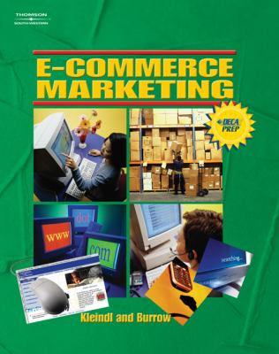 E-Commerce Marketing (text only) by B.Kleindl.J.L.Burrow