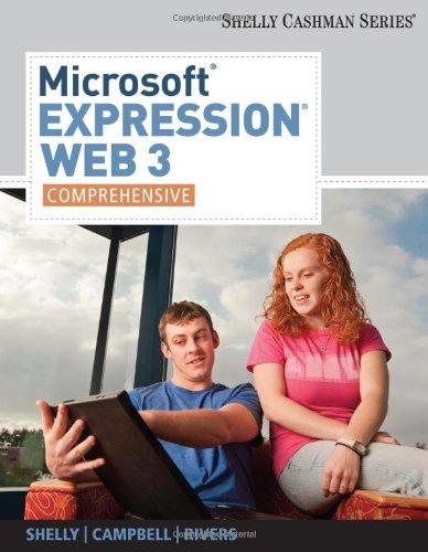 Microsoft Expression Web 3: Comprehensive (Sam 2010 Compatible Products)