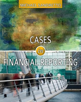 Cases in Financial Reporting