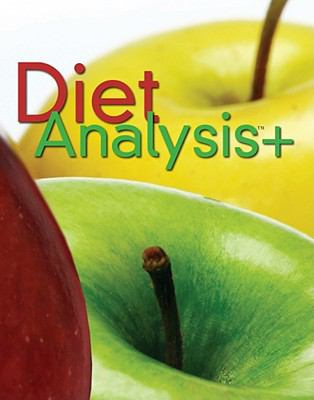 Diet Analysis Plus 10.0 Online Windows/Macintosh 2-Semester Printed Access Card