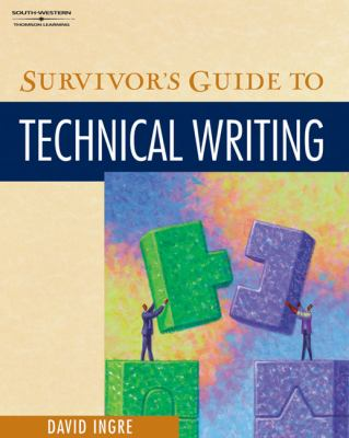 technical writing textbooks If technical work is not documented in writing in a timely manner writing the results of a project greatly increases job satisfaction26 / engineers' guide to technical writing • • • • • • managers usually consider effective technical writing an expectation of most technical jobs.