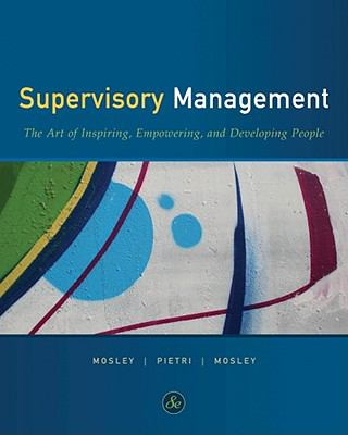 Supervisory Management (Available Titles CourseMate)