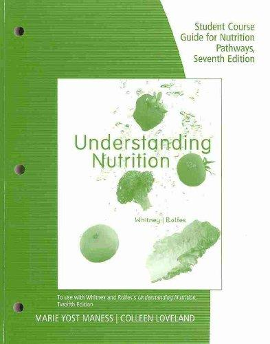 Student Course Guide Nutrition Pathways