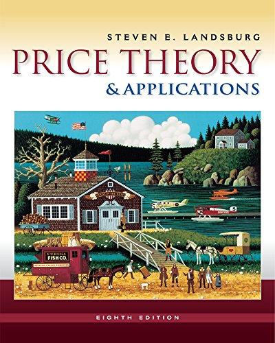Price Theory (Book Only)