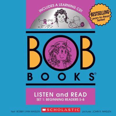 Bob Books, 5-8