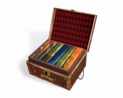 Harry Potter Hardcover Boxed Set (Books 1-7)