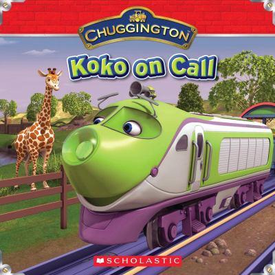 Koko on Call (Chuggington)