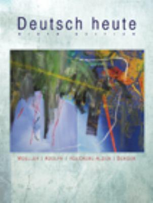 Deutsch heute: Introductory German (with Audio CD)