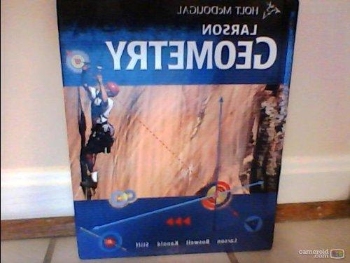 Holt McDougal Larson Geometry: Student Edition 2011