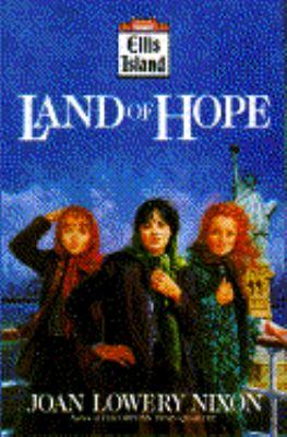 Land of Hope - Joan Lowery Nixon - Hardcover
