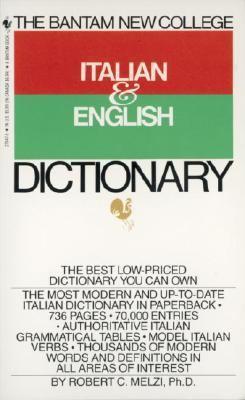 Bantam New College Italian and English Dictionary