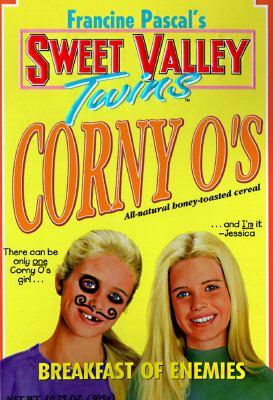 Breakfast of Enemies (Sweet Valley Twins Series #106) - Francine Pascal - Paperback