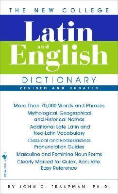 Bantam New College Latin & English Dictionary