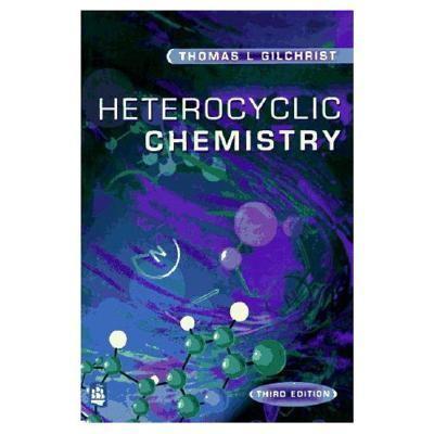 Heterocyclic Chemistry (3rd Edition)