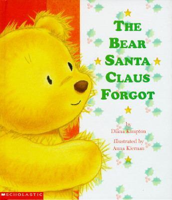 Bear Santa Claus Forgot