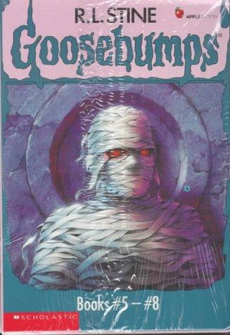 return of the mummy goosebumps pdf
