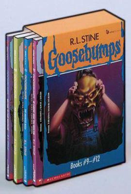 Goosebumps #3/Boxed Set