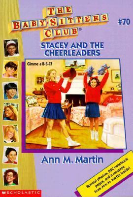 Stacey and the Cheerleaders: (The Baby-Sitters Club Series #70)