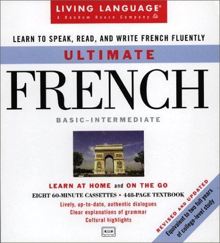 Ultimate French: Basic-Intermediate Cassette Program (LL(R) Ultimate Basic-Intermed)