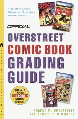 Official Overstreet Comic Book Grading Guide