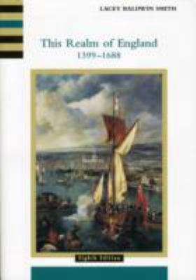 This Realm of England 1399-1688 (History of England, vol. 2)