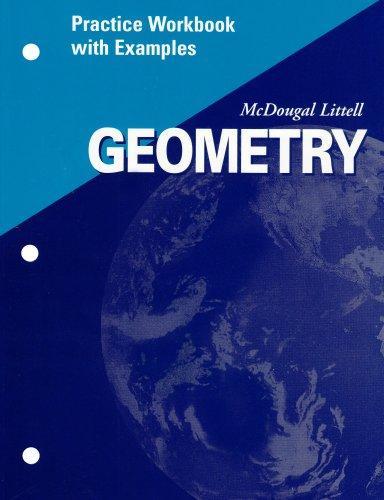 Geometry: Practice Workbook With Examples
