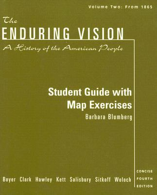 Enduring Vision A History of the American People