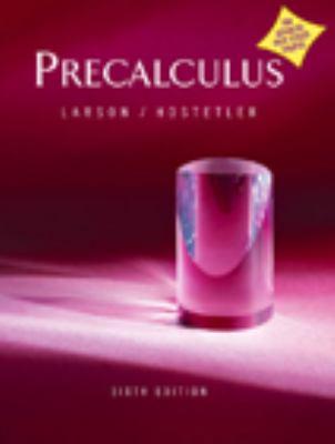 Larson's Pre-Calculus