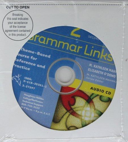 Grammar Links 2: Audio CD