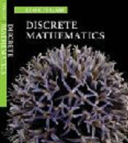 Student Solutions Manual for Ferland's Discrete Mathematics