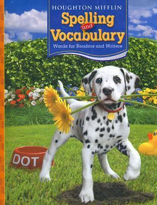 Houghton Mifflin Spelling And Vocabulary Words for Readers and Writers, Level 2