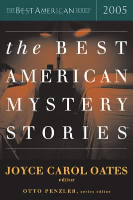 Best American Mystery Stories 2005