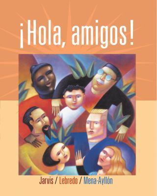 Hola Amigos! 7e with Audio CD-ROM
