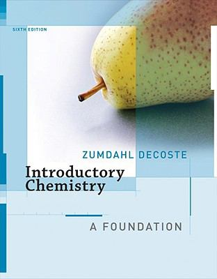 Introductory Chemistry - a Foundation
