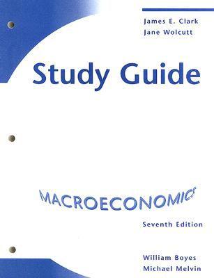 Economics Macro Study Guide 7th Edition