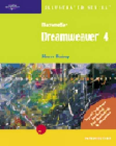 Macromedia Dreamweaver 4 - Illustrated Introductory