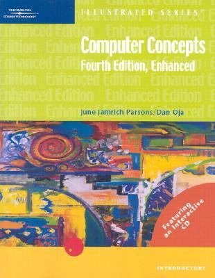 Computer Concepts Illustrated  Introductory Enhanced