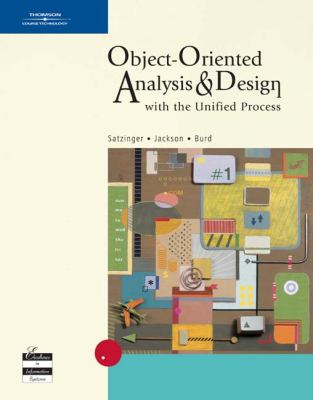 Object-oriented Analysis And Design With The Unified Process