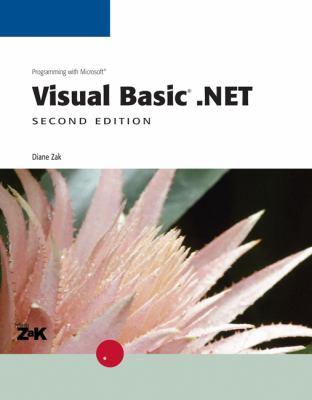Programming With Microsoft Visual Basic .Net
