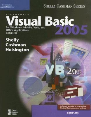 Microsoft Visual Basic 2005 For Windows, Mobile, Web, and Office Applications Complete