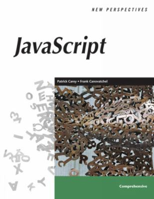 New Perspectives On Javascript Comprehensive