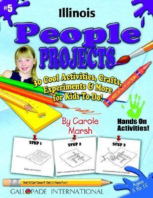 Illinois People Projects 30 Cool Activities, Crafts, Experiments & More for Kids to Do!