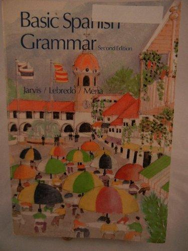 Basic Spanish Grammar (College)