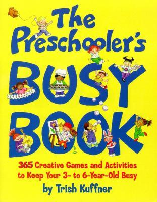 Preschooler's Busy Book